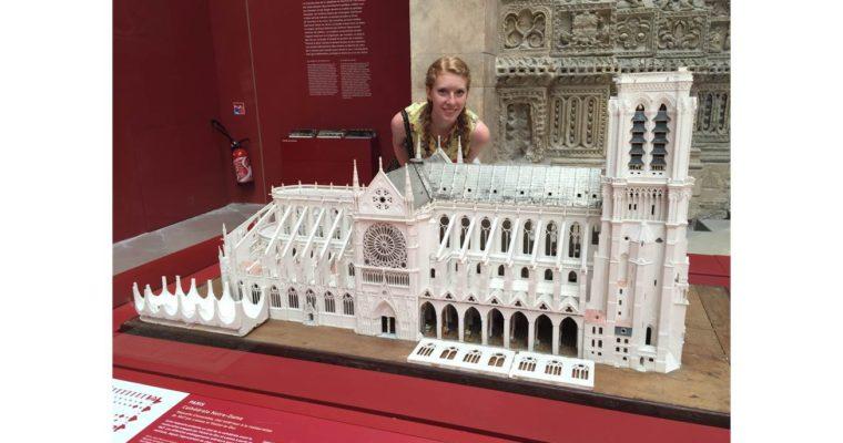 My Travels to Europe By Allison Burns, Stark Travel Award Recipient (2015)