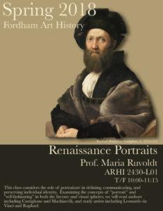 Renaissance Portraits S18