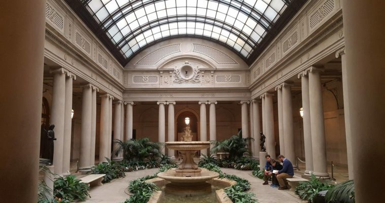 The Frick Collection is now accepting applications for the following summer 2018 internships