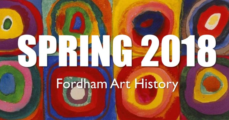 Check out these Spring 2018 Course Videos!
