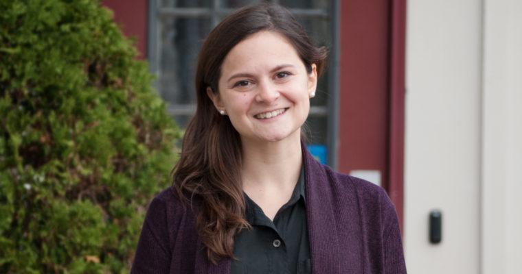 Alumni Spotlight! Where are they now? Elizabeth Zanghi, FCRH '15
