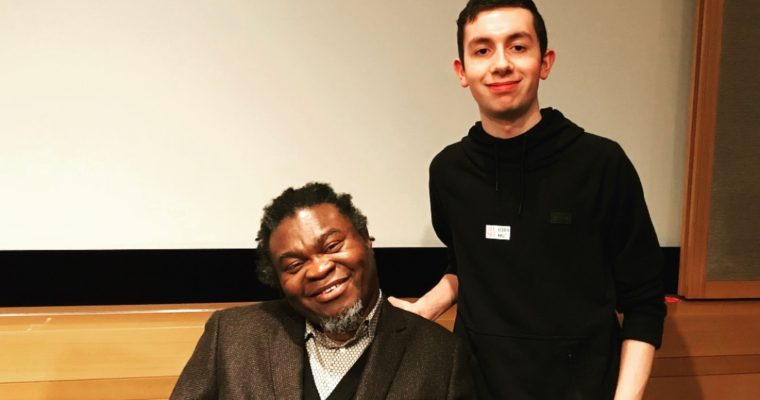 An Evening with Yinka Shonibare MBE