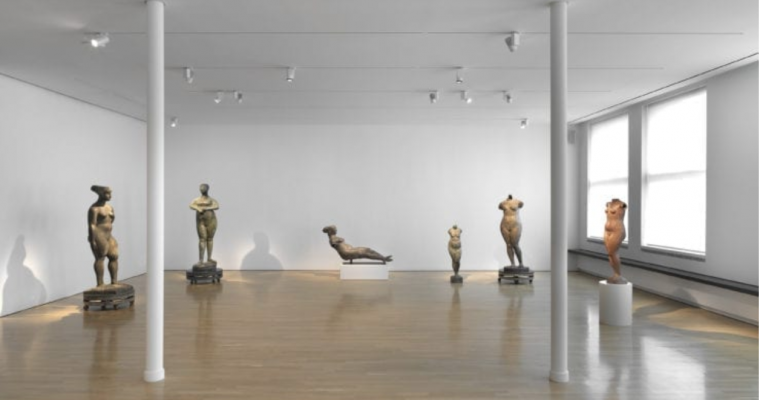 A Review of the Center for Italian Modern Art's 2020 Installation