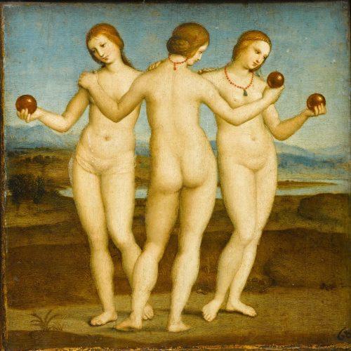 Raphaël_-_Les_Trois_Grâces_-_Google_Art_Project